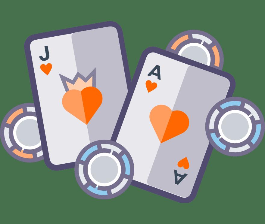 Játssz Live Blackjack Online - Legjobb kaszinók 2021-ban