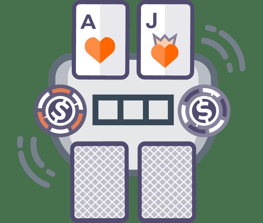 A legjobb online kaszinók az élő kaszinó holdem játékához