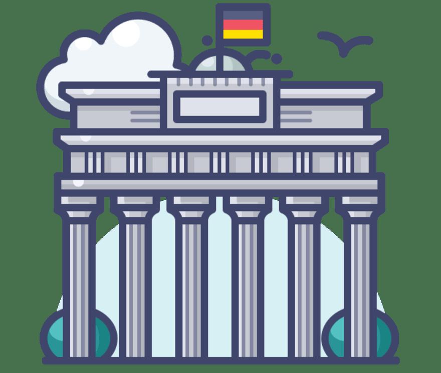 A 86 legjobb Élő kaszinó, Németország 2021