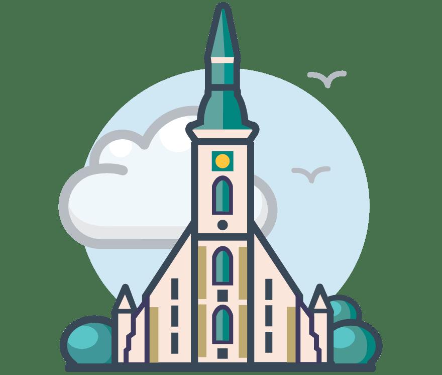 A 12 legjobb Élő Kaszinó, Szlovákia 2021