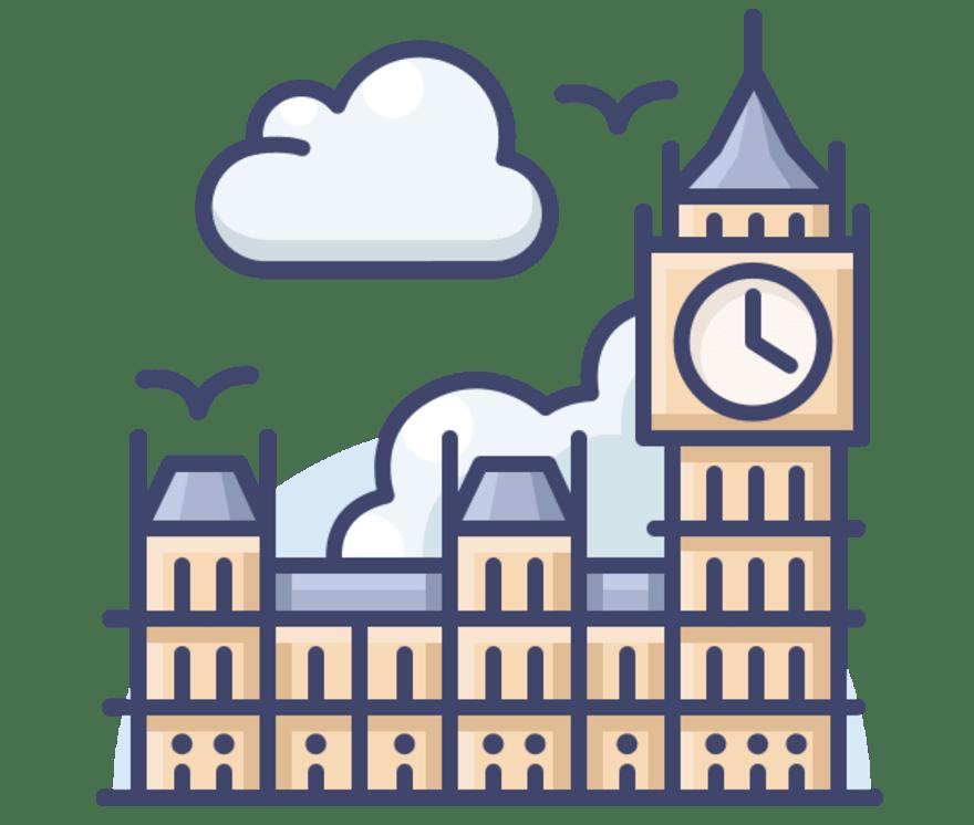 A 27 legjobb Élő kaszinó, Egyesült Királyság 2021