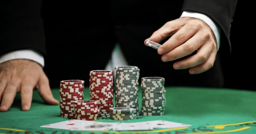 A mai legjobb élő kaszinó játékok esélyeinek összehasonlítása
