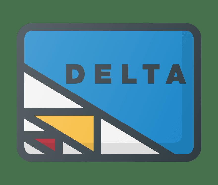 Top  Delta Élő kaszinós 2021 -Low Fee Deposits