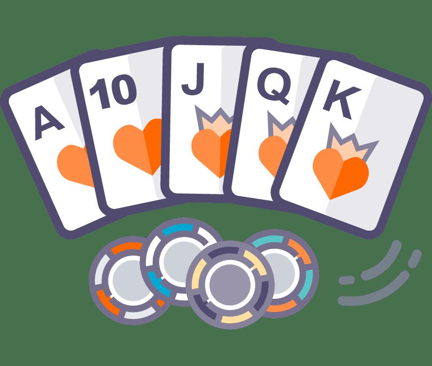 Játssz Live Texas Hold'em Online-t