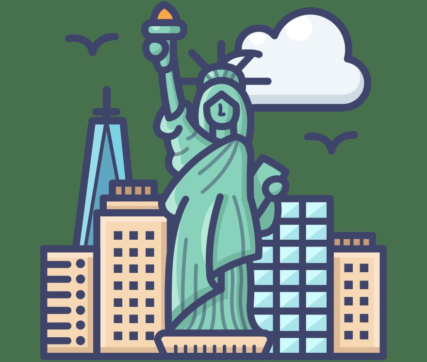 A 17 legjobb Élő kaszinó, Egyesült Államok 2021