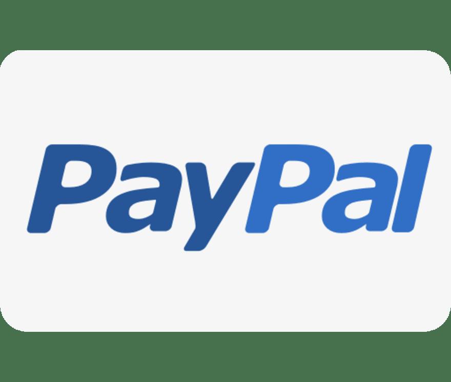 Top 11 PayPal Élő kaszinós 2021 -Low Fee Deposits