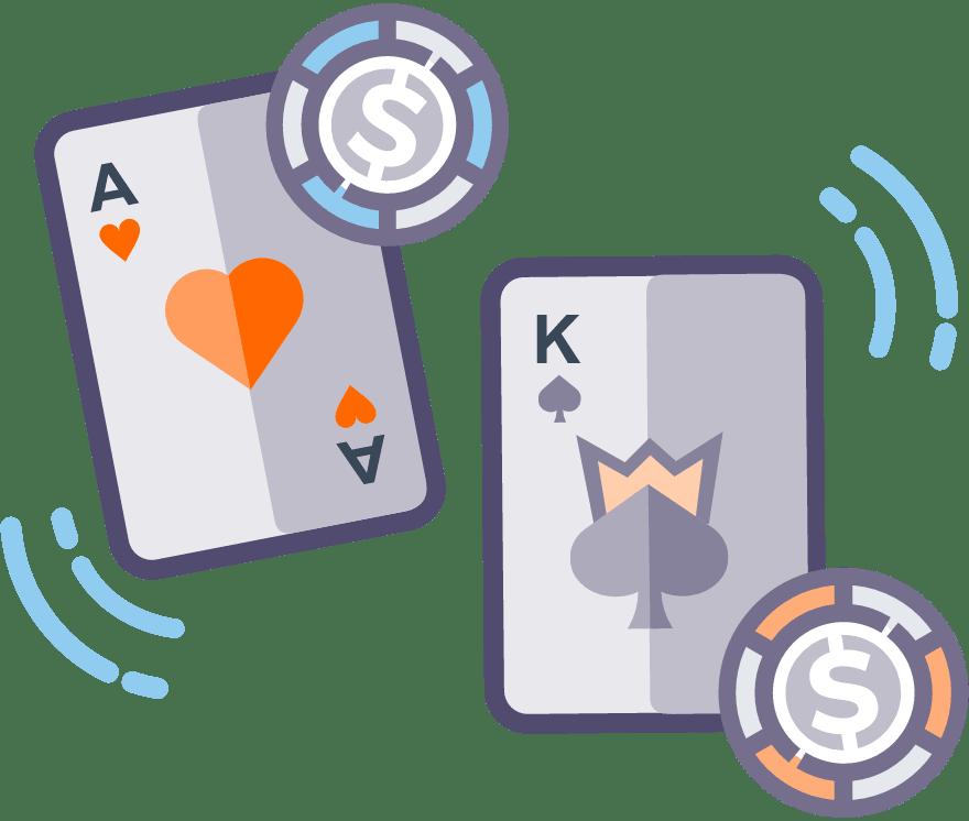 Játsszon Casino War Online - a 3 legjobban fizető Élő Kaszinó 2021